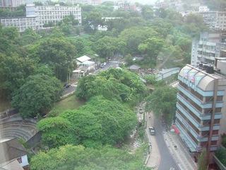 加賀屋から眺める北投温泉2011年7月22日-25日台湾旅行 江ノ島 他 176.jpg