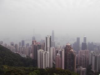 香港高層ビル群  クルーズツアー香港・神戸2012 069.JPG